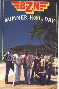 Cover BZN - Summer Holiday
