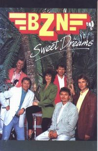 Cover BZN - Sweet Dreams