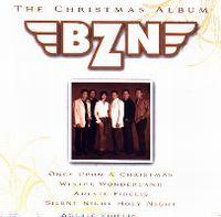Cover BZN - The Christmas Album