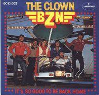 Cover BZN - The Clown