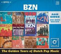 Cover BZN - The Golden Years Of Dutch Pop Music