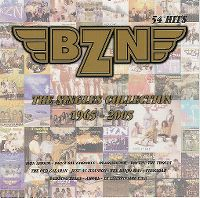 Cover BZN - The Singles Collection 1965-2005
