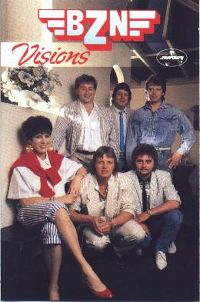 Cover BZN - Visions