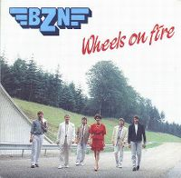 Cover BZN - Wheels On Fire