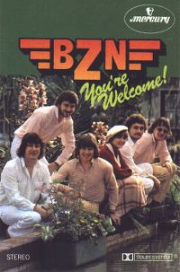 Cover BZN - You're Welcome