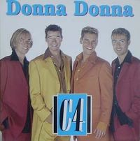 Cover C4 - Donna Donna