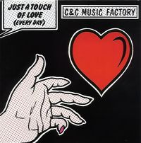 Cover C & C Music Factory - Just A Touch Of Love (Every Day)