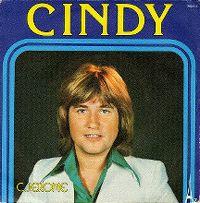 Cover C. Jérôme - Cindy