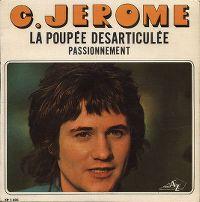 Cover C. Jérôme - La poupée désarticulée