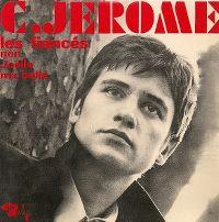Cover C. Jérôme - Les fiancés