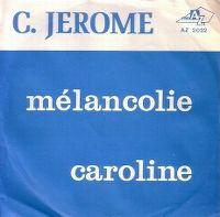Cover C. Jérôme - Mélancolie