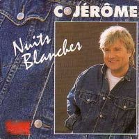Cover C. Jérôme - Nuits blanches