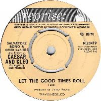 Cover Caesar & Cleo - Let The Good Times Roll