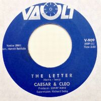 Cover Caesar & Cleo - The Letter