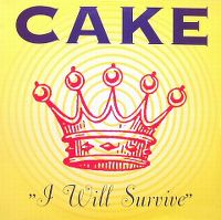 Cover Cake - I Will Survive