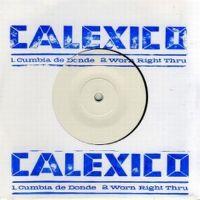 Cover Calexico - Cumbia de donde