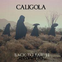Cover Caligola - Back To Earth