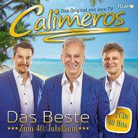 Cover Calimeros - Das Beste - Zum 40. Jubiläum
