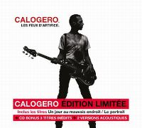 Cover Calogero - Les feux d'artifice
