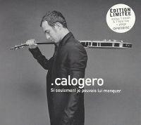 Cover Calogero - Si seulement je pouvais lui manquer