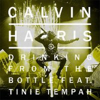 Cover Calvin Harris feat. Tinie Tempah - Drinking From The Bottle