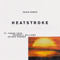 Cover Calvin Harris feat. Young Thug, Pharrell Williams & Ariana Grande - Heatstroke