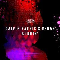 Cover Calvin Harris & R3hab - Burnin'