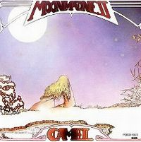 Cover Camel - Moonmadness