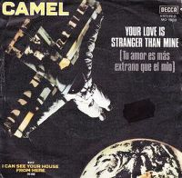 Cover Camel - Your Love Is Stranger Than Mine