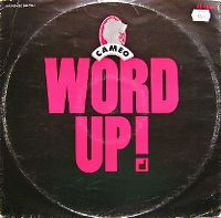 Cover Cameo - Word Up!