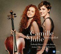 Cover Camille & Julie Berthollet - Camille & Julie Berthollet