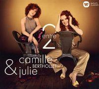 Cover Camille & Julie Berthollet - Entre 2
