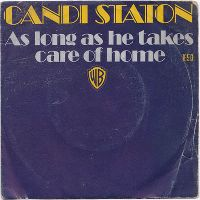 Cover Candi Staton - As Long As He Takes Care Of Home