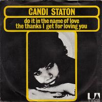 Cover Candi Staton - Do It In The Name Of Love