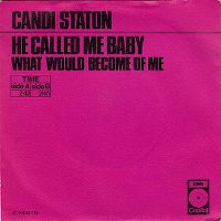 Cover Candi Staton - He Called Me Baby
