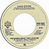 Cover Candi Staton - I'm Gonna Make You Love Me