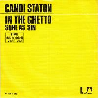 Cover Candi Staton - In The Ghetto