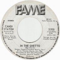 Cover Candi Staton - In The Ghetto