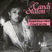 Cover Candi Staton - Suspicious Minds