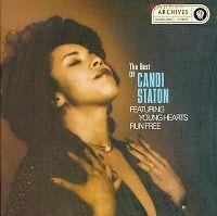 Cover Candi Staton - The Best Of Candi Staton
