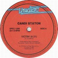 Cover Candi Staton - Victim