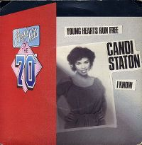 Cover Candi Staton - Young Hearts Run Free
