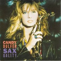 Cover Candy Dulfer - Saxuality
