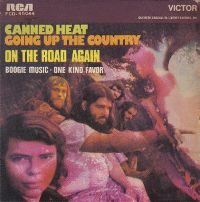 Cover Canned Heat - Going Up The Country