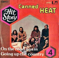 Cover Canned Heat - On The Road Again