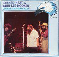 Cover Canned Heat & John Lee Hooker - Crawling King Snake Blues