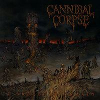 Cover Cannibal Corpse - A Skeletal Domain