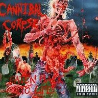 Cover Cannibal Corpse - Eaten Back To Life
