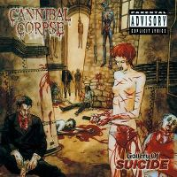 Cover Cannibal Corpse - Gallery Of Suicide