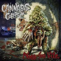 Cover Cannibal Corpse - Nug so vile